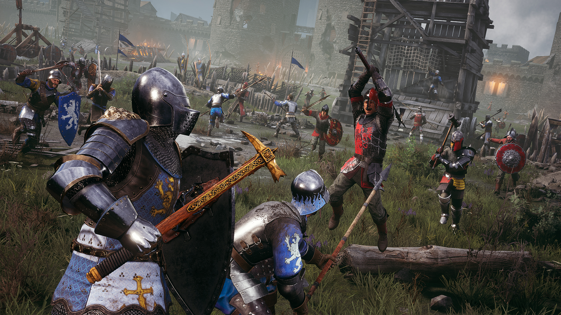 April 23-26: Join the Chivalry 2 Cross-Play Closed Beta! – Chivalry 2